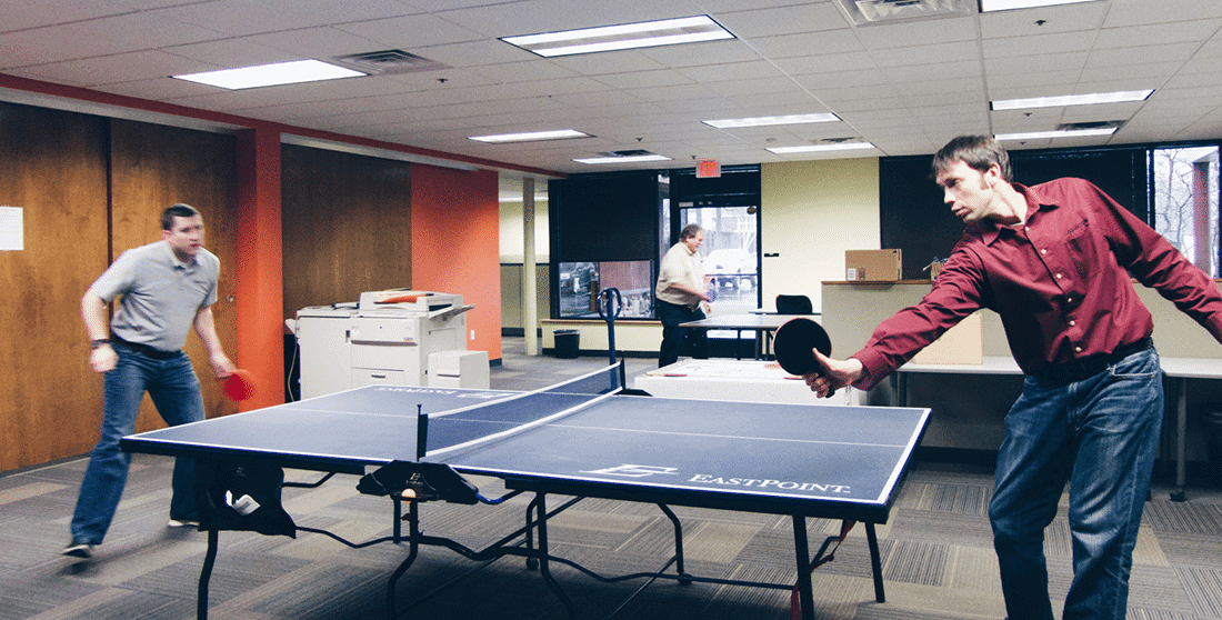 Avanceon's Culture: 'Work Hard, Play Hard'
