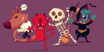 Halloween at Avanceon