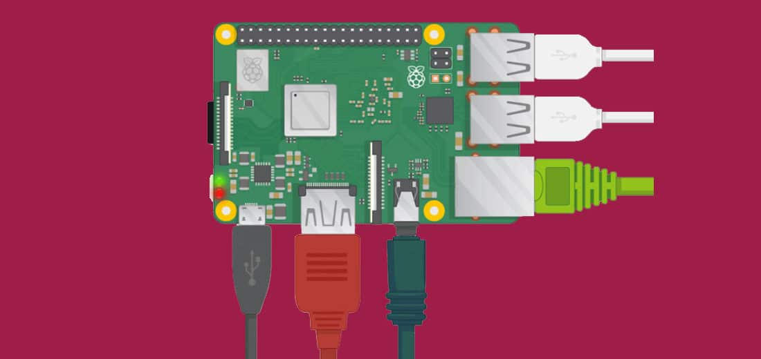 Raspberry Pi - Avanceon