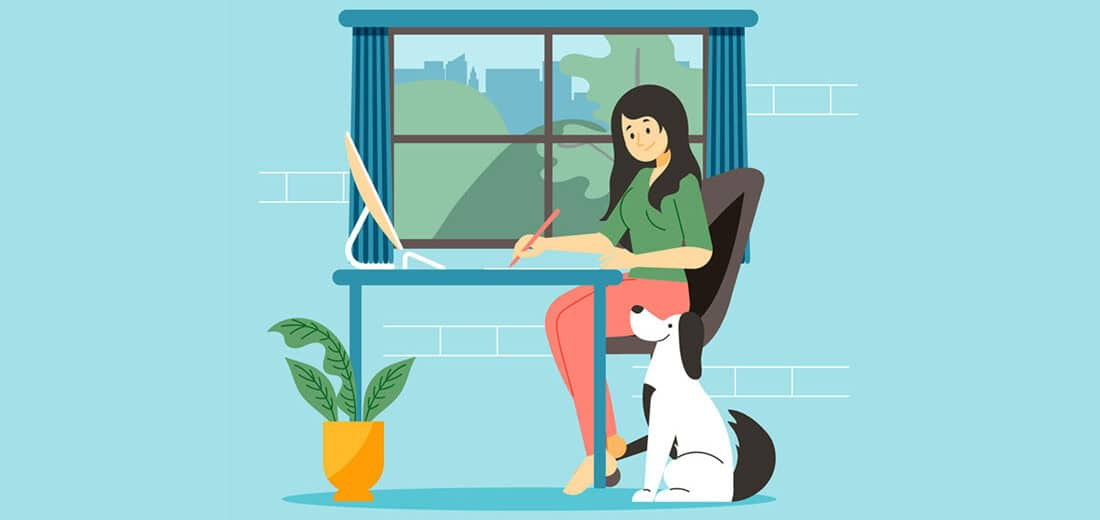 Working from Home: The Current Reality